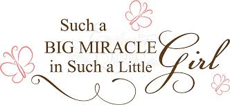 baby quotes quotes for such a big miracle
