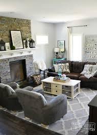 brown and teal living room fionaandersenphotography com