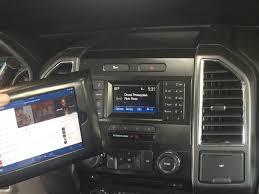 ford f150 2015 2016 2017 ford f150 ipad mini dash kit audiodesigns cg store