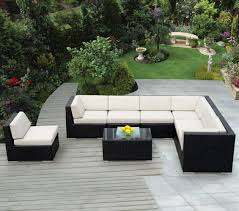 Patio Wicker Furniture Clearance by Outdoor Wicker Sectional Patio Decorating Outdoor Wicker