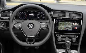 golf volkswagen 2016 2017 vw golf gets facelift and tech upgrades