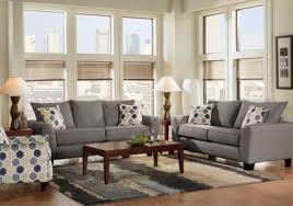 Sofa Rooms To Go by Bonita Springs 2 Pc Gray Living Room Living Room Sets Gray