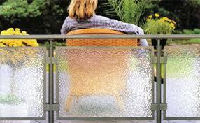 windschutz balkon plexiglas strukturplatten zum sichtschutz stegplatten info
