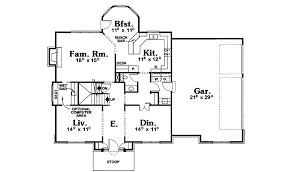 southern home floor plans american home plans design traditional american design 89091ah