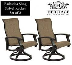 Swivel Outdoor Patio Chairs Tropitone Patio Furniture Foter