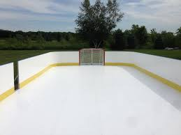 Backyard Ice Rink Brackets Backyard Ice Rink Kits Canada Outdoor Furniture Design And Ideas