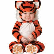 Halloween Baby Costumes 0 3 Months Tiger Tot Infant Halloween Costume Walmart