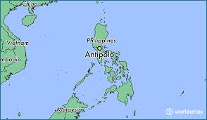 antipolo map where is antipolo the philippines antipolo calabarzon map