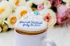 wedding cake cookies customizable wedding cookies edible wedding favors 99merci