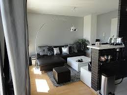 idee bureau deco idée bureau petit espace idee deco salon gris et blanc