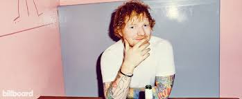ed sheeran gingerbread man tattoo 24 hours with ed sheeran tommy trash and more music titans billboard