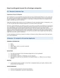 A Good Resume Example by Examples Of Resumes Good Cv Making Resume Logistics Manager