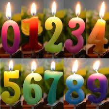 number candles for birthday cakes my blog