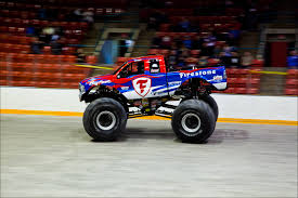 bigfoot monster truck driver bigfoot in calgary u2013 a monster truck attacks christopher martin