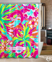Bright Shower Curtain Ikea Lilly Pulitzer Shower Curtain Lilly Pulitzer Shower Curtain