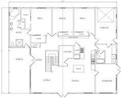Simple House Floor Plans With Measurements Timber Frame House Plans Floor Yankee Barn Homes I Like