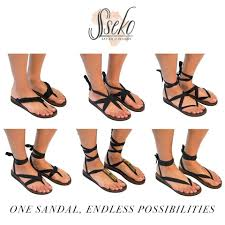 leather ribbon black leather ribbon sandals sseko designs