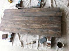 How To Age Wood With Paint And Stain Simply Swider by How To Weather New Wood With Vinegar This Would Be A Cool Way To