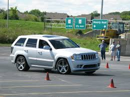 silver jeep grand cherokee can you autocross a jeep grand cherokee video garage dispatches