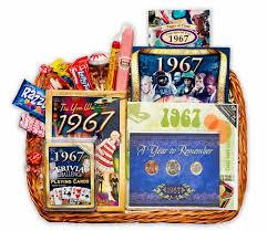 birthday gift baskets for birthday gift basket for 1967
