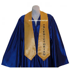 stoles graduation cap and gown cap gown and tassel graduation stole