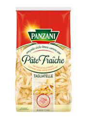 comment cuisiner les pates fraiches tagliatelle qualité pâte fraîche panzani pates fraiches