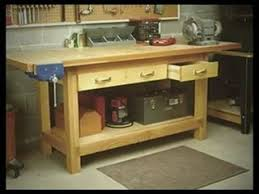 Build A Work Table Build Heavy Duty Workbench Now Dailymotion