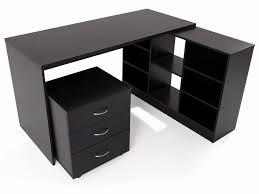 bureau dangle modele cuisine noir et blanc rideaux pour salon noir et blanc