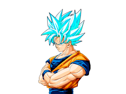 goku super saiyan god ssj power hazeelart deviantart
