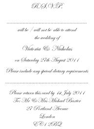 Informal Wedding Invitation Wording Wedding Card Personal Invitation Matter Image Collections