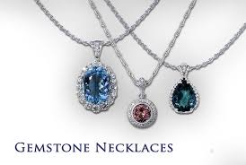 gemstone necklace pendant images Gemstone necklaces jewelry designs jpg