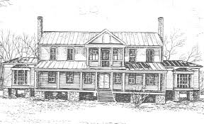 Whitemarsh Hall Floor Plan by Bertie County Ncgenweb Project Page Homes