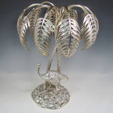 epergnes in antique sterling silver bryan douglas antique sterling