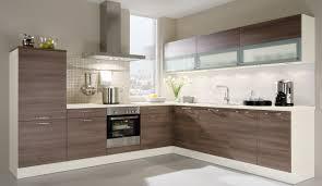 einbau küche moderne einbauküche classica 1220 akazie grau küchen quelle