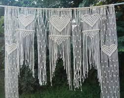 wedding arches decor boho wedding decor etsy