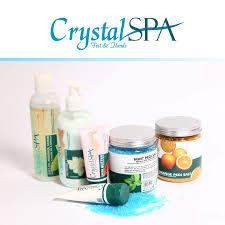 crystal spa products nail care pinterest crystal nails nail