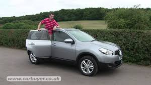 nissan qashqai 2008 interior nissan qashqai suv 2007 2013 review carbuyer youtube