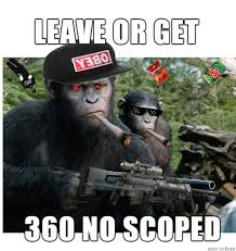 Planet Of The Apes Meme - mlg planet of the apes meme on imgur
