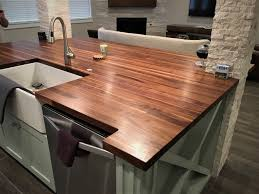 walnut butcher block countertops matchstick woods