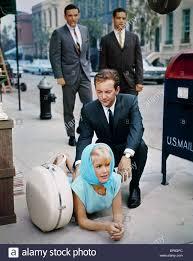 sandra dee u0026 bobby darin that funny feeling 1965 stock photo
