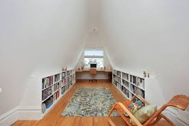 Built In Bookshelves With Desk by Rustic Built In Bookshelves Living Room Traditional With Family