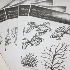 aquarium adventure 3d pen stencil pack 100m pla free gift by