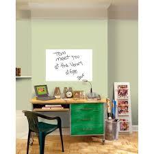 wall pops dry erase white board walmart com