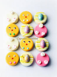 custom easter eggs easter chocolate covered oreos bunny cupcakenovelties