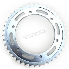 sunstar 42 tooth rear sprocket 2 356542 dirt bike motorcycle