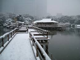 japanese garden in winter yahoo image search results japanese