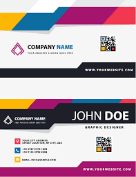 Business Card Backgrounds Free Download Color Mosaic Business Card Template Colored Blocks Mosaic Effect