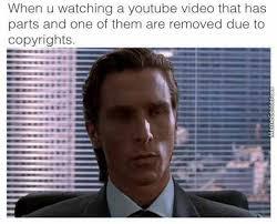 Meme Generator Copyright - american psycho axe meme generator image memes at relatably com