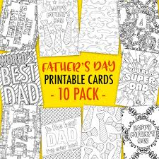 free fathers day cards free s day card printable template clark