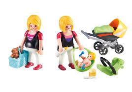 playmobil chambre bébé femme enceinte avec maman et bébé 6447 playmobil canada